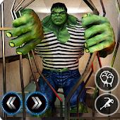 Incredible Monster Hero: Super Prison Action Games