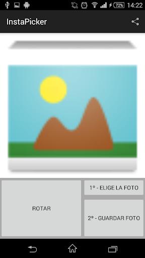 InstaPicker - Image Squarer