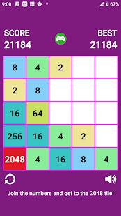 Download 2048 5x5 For PC Windows and Mac apk screenshot 1