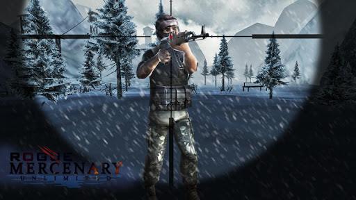 ローグ傭兵:無制限: Sniper Unlimited