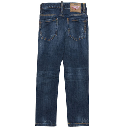 Thumbnail images of DSQUARED2 Distressed Denim Jeans