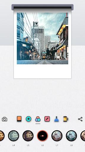 Download Lomo Pola Cam - Retro Analog Film Filters on PC