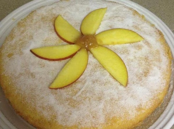 Use for topping peach and sugar powder.