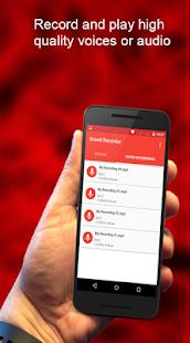 App Secret Voice Recorder APK for Windows Phone