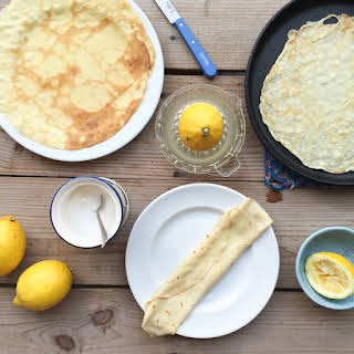 Pancakes (or Crepes).