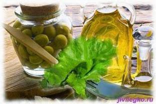 Листья зеленого салата