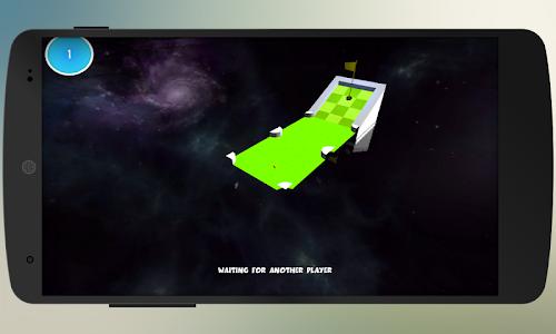 Mini Golf 3D screenshot 1
