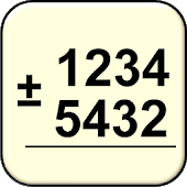 Addition-subtraction by column