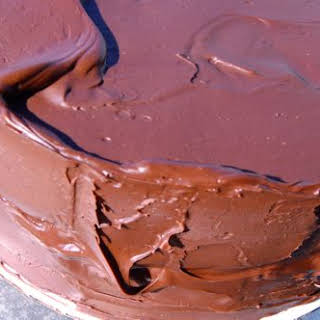 Easy Chocolate Frosting.