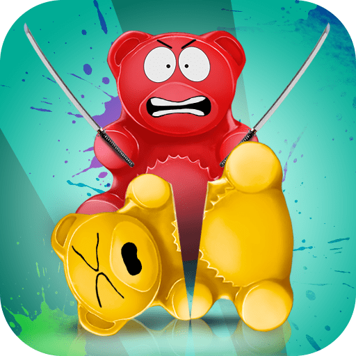 Jelly Ninja: Bear Valerka