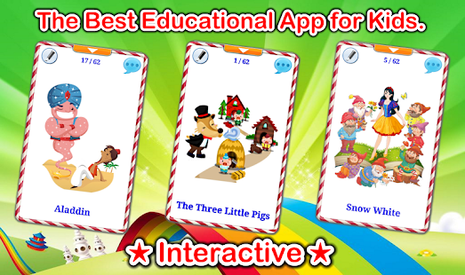 Fairy Tale Cards  PRO Screenshot