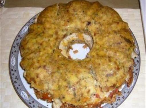 Turkey In The Bundt Recipe