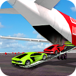 Airport Car Driving Games: Parking Simulator Icon
