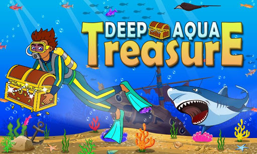 Deep Aqua Treasure 1.0 screenshots 1