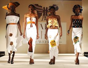 Photo: Desfile en Swahili Fashion Week