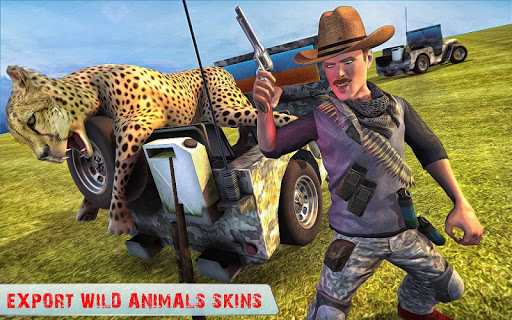 Wild Animal Hunter apkpoly screenshots 8