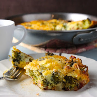 The Best Frittata I Have Ever Had! A Delicious Organic Recipe!