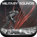 Military sounds icon