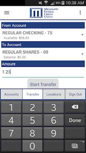 MSFCU Mobile screenshot 4