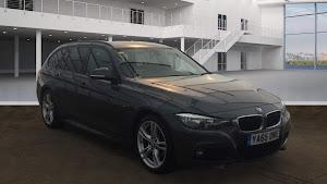 BMW 320D M SPORT AUTO
