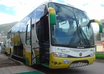 ticket bus puno - chivay 2D