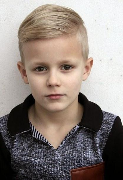Short Haircuts For 9 Year Old Boys Hairstylegalleries Com