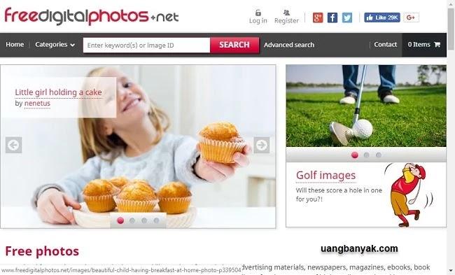 penyedia gambar gratis free digital photo untuk keperluan blogging