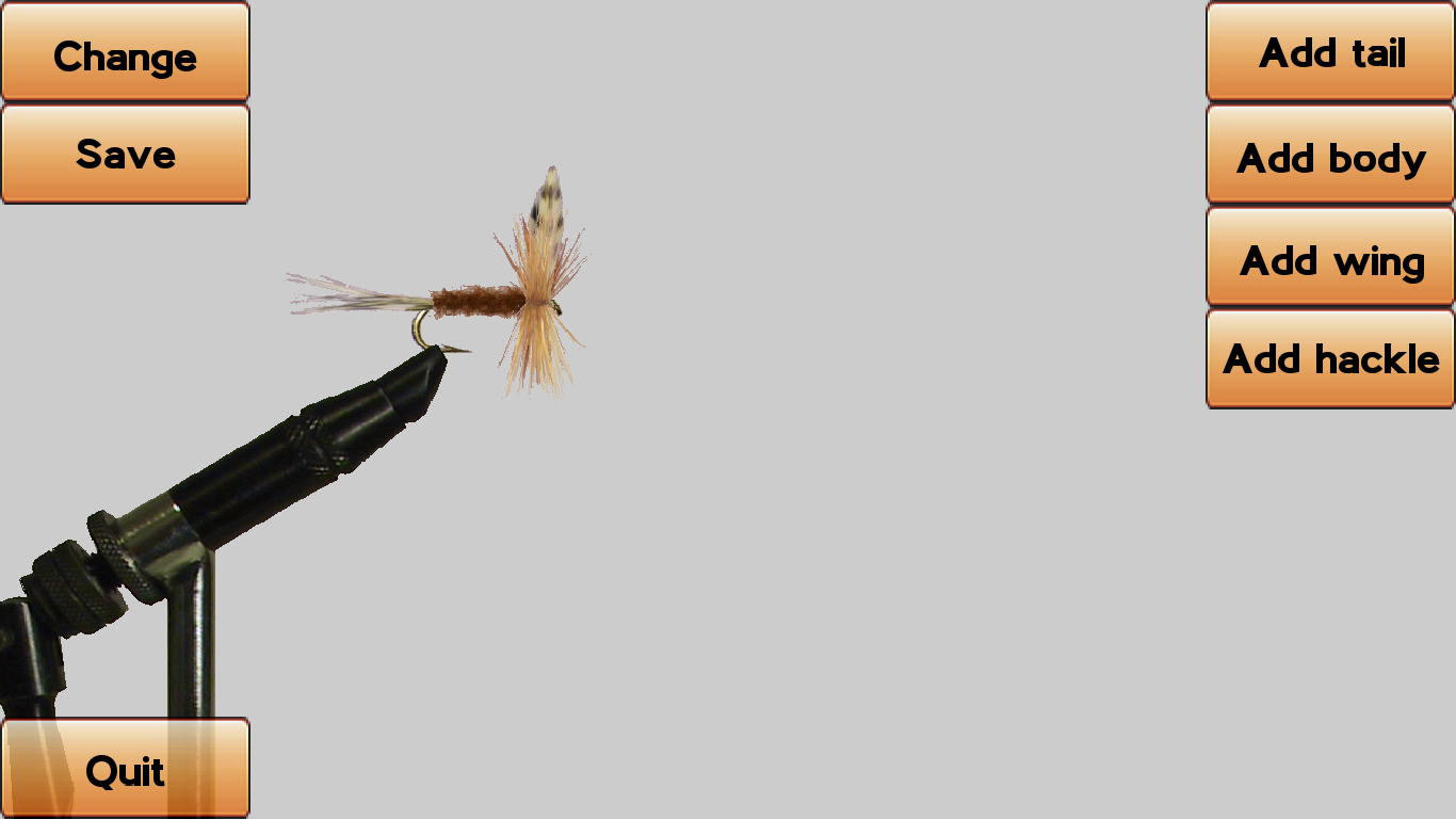 Fly Fishing Simulator HD- screenshot