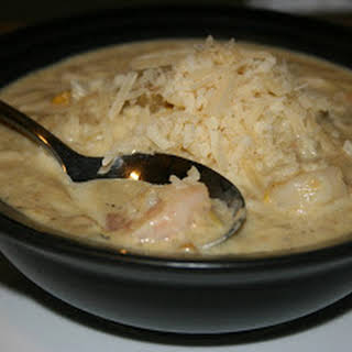 CrockPot Fish Chowder.