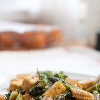 Amazing Vegan Stir Fry.