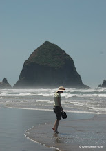 Photo: Cannon Beach, Or, July 2007
