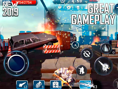 Mod Game War squad: Aim the soldiers - Shooter FPS Game for Android