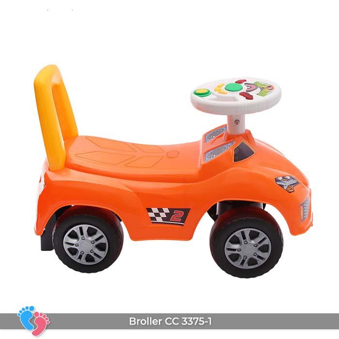 Xe ô tô chòi chân cho bé Broller CC-3375-1 có nhạc 11