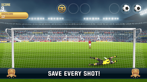 Flick Kick Goalkeeper 1.3.1 screenshots 2
