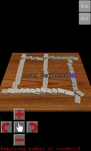 3D Domino Toppling screenshots 5