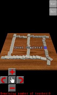 3D Domino Toppling 5