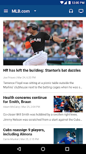 MLB.com At Bat Screenshot 5