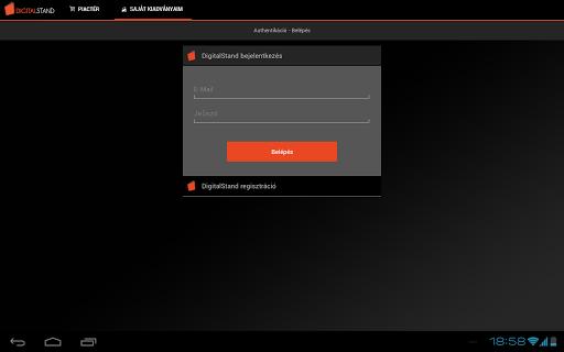 Digitalstand screenshot 3
