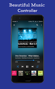 Music Player - Play, Shuffle & Repeat - náhled