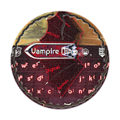 Vampire Ninja GO Keyboard