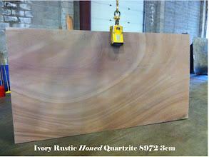 Photo: Ivory Rustic Honed Lot 8972 3cm