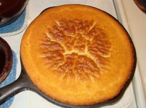 Skillet Corncake Recipe