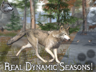 Ultimate Wolf Simulator 2 [Mod] 8