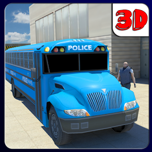 Police Truck Transporter 3D for PC and MAC