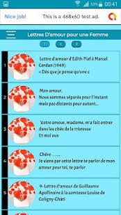 Lettres Damour Pour Une Femme Messages Damour Apps En