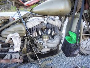 Photo: silnik kulał kulał aż stranął zawór wydechowy