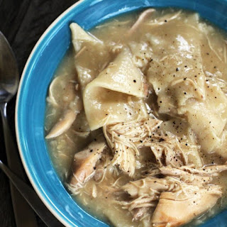 Southern Style Chicken & Dumplings