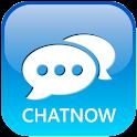 出会系アプリ『チャットナウ』ワクワクの出会いおすすめ無料登録 icon
