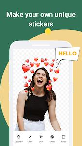 iSticker - Sticker Maker for WhatsApp stickers 1.02.01.0829 (Pro)