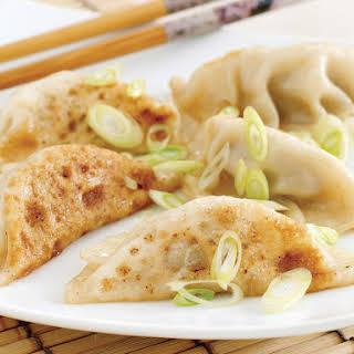 Gyoza (Japanese Dumplings).